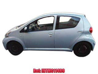 INTMC11489 Motor 1KRFE Motor Completo Toyota Aygo