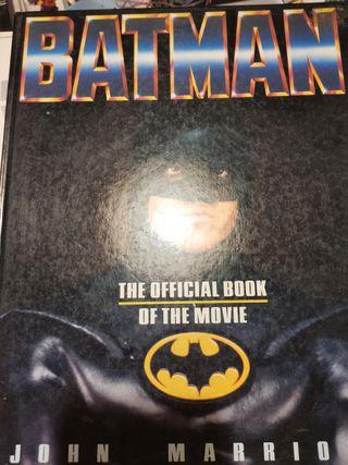 Batman John Marriott.