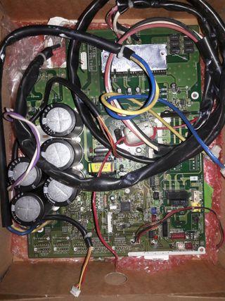 Placa de control de aire acondicionado
