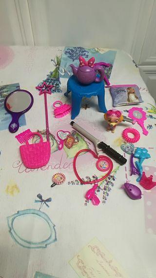 Conjunto juguetes