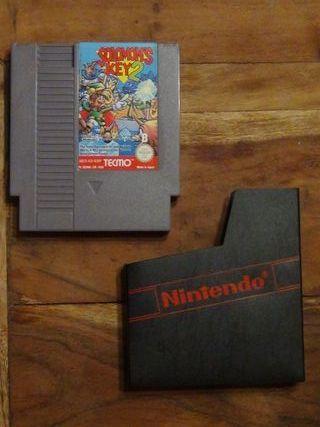 Juego Nintendo Nes SALOMON 'S KEY 2 NINTENDO NES P