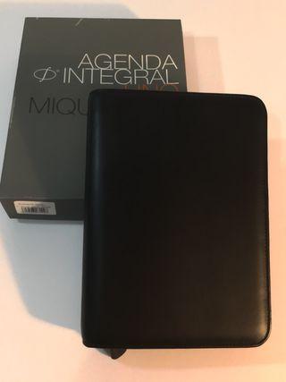 Agenda piel recambiable mikelrius