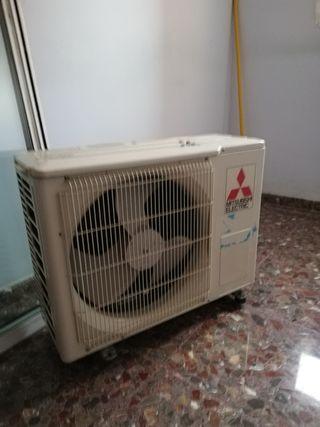 aire acondicionado inverter con bomba calor