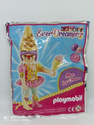 Playmobil Everdreamerz Mrs. Ice Clown