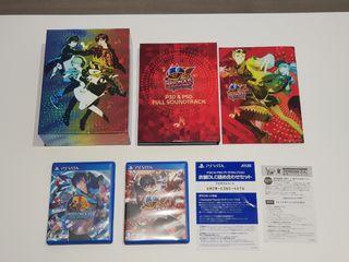 Persona Dancing Collection para PS Vita