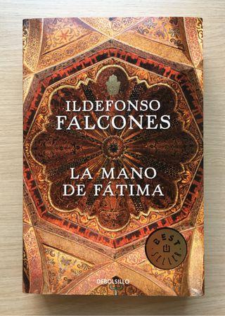 """Novela de bolsillo """"La mano de Fátima"""""""