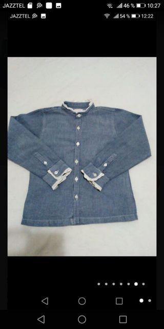 camisa gocco niña 5-6
