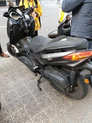 XMAX Iron Yamaha