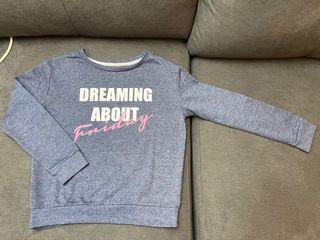 Suéter talla S/M