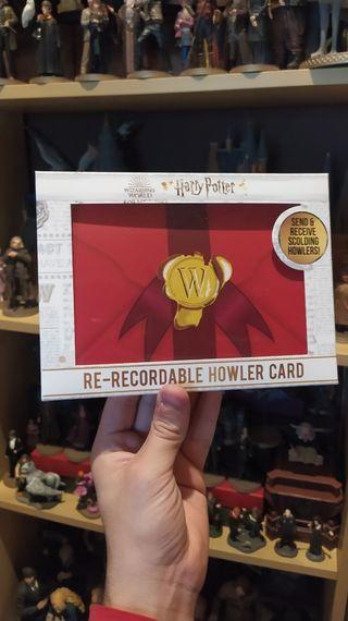 Réplica Howler Ron Weasley Harry Potter