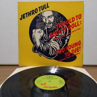 Jethro Tull - 1976 1er Ed Es Gatefold