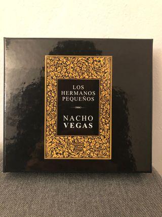Boxset Nacho Vegas - Los hermanos pequeños 6 EP's
