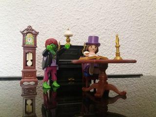 Frankenstein & Mary Shelley Playmobil.