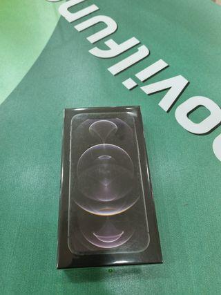 IPHONE 12 PRO 256GB PRECINTADO NEGRO