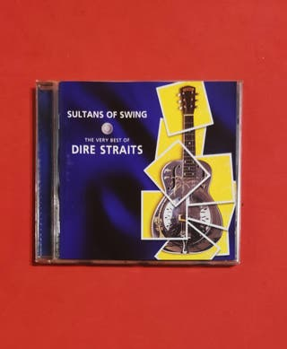 CD DIRE STRAITS the very best of dire straits