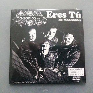 A-sonica - Eres tú de Mocedades - DVD , Single