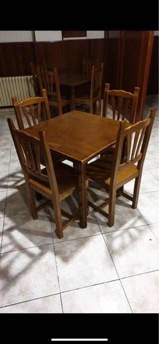 En venta mesas