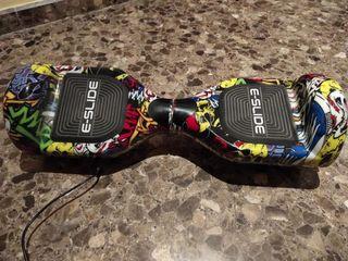 """Hoverboard E-SLIDE GRAFFITI 6,5"""""""