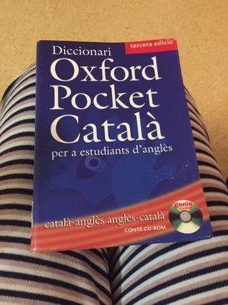 Diccionario Pocket Català