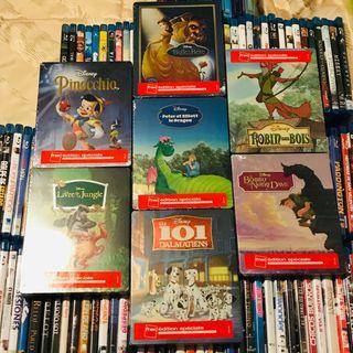 Steelbook Disney Blu-ray