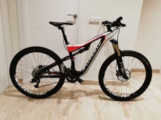 "Bicicleta Specialized Stumpjumper BTT 26"""