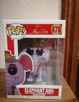 Funko pop Aladdín