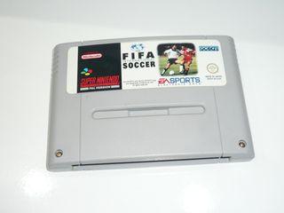 NINTENDO SUPER NES FIFA INTERNATIONAL SOCCER