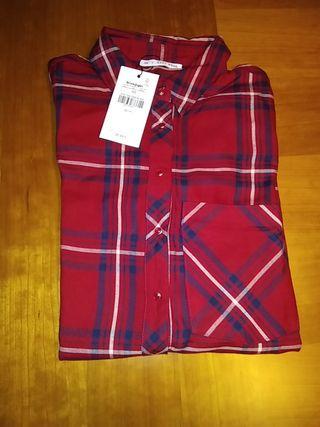 Camisa de mujer de cuadros EASY WEAR