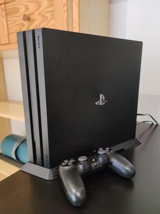 PS4 Pro 4k de 1Tb + 10 juegos