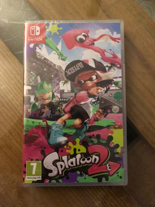 Splatoon 2. Nintendo Switch