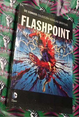 Novelas gráficas DC 60 Flashpoint