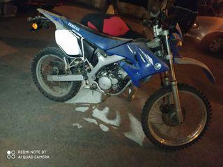 yamaha 50cc de marchas DT50R