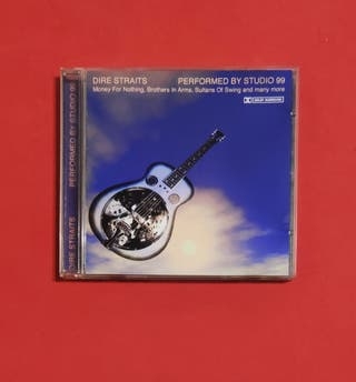 CD DIRE STRAITS performed by Studio