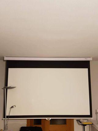 Pantalla proyección - Optoma DS-9092 PWC, 92 pul