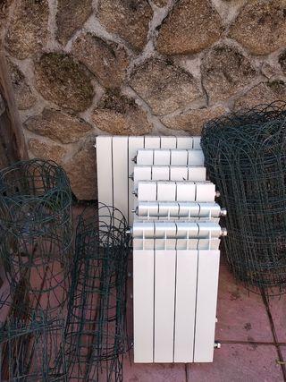 Radiadores por agua