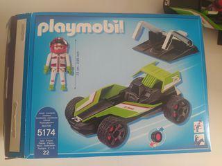 Playmobil 5174 Turbo Racer. Año 2012
