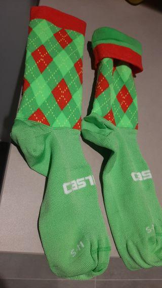 Calcetines Castelli talla S-M