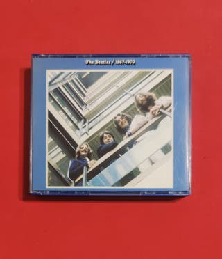 doble CD THE BEATLES 1967 1970