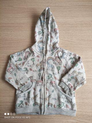 chaqueta de niña talla para 1 Año