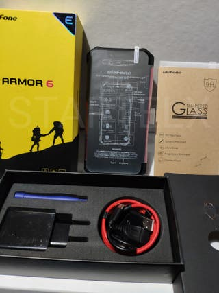 Ulefone Armor 6E IP68 Impermeable 64gb Nuevo