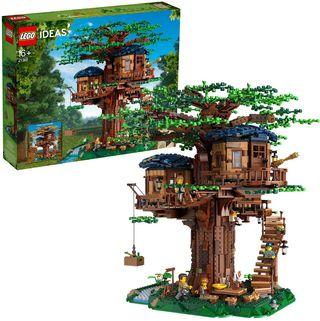 LEGO 21318 - Casa del Árbol