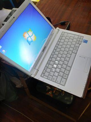 Ordenador portátil Samsung NC20
