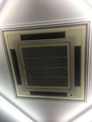 2 aires acondicionado industrial