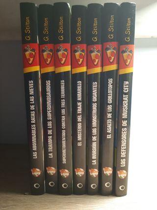 Libros Superheroes Geronimo Stilton