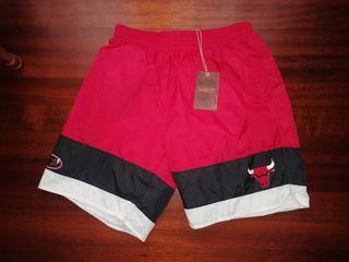 Pantalon Chicago Bull Mitchell & Ness