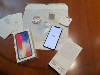 iPhone X / 256GB / * CAMBIOS *