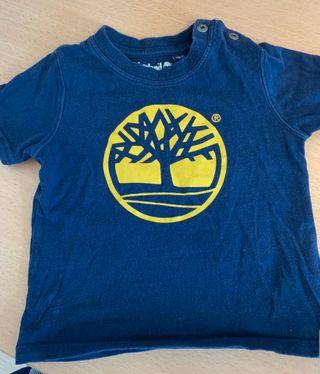 Camiseta timberland para bebe
