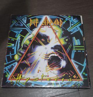 Disco de vinilo Def Leppard