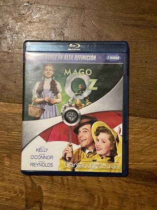 Blu-Ray DOBLE MUSICAL