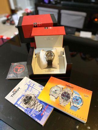 Reloj Tissot T-Touch Primera generación